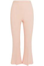 Antonio Berardi | Antonio Berardi Woman Cady Kick-flare Pants Pastel Pink Size 40 | Clouty