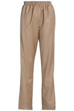 GIVENCHY   Givenchy Woman Wool-twill Straight-leg Pants Light Brown Size 36   Clouty