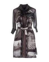 Liu•Jo   LIU •JO Короткое платье Женщинам   Clouty