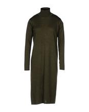 MM6 Maison Margiela   MM6 MAISON MARGIELA Платье до колена Женщинам   Clouty