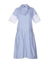 Jil Sander Navy | JIL SANDER NAVY Платье до колена Женщинам | Clouty