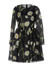 Dolce & Gabbana   DOLCE & GABBANA Короткое платье Женщинам   Clouty