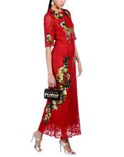 Dolce & Gabbana   DOLCE & GABBANA Длинное платье Женщинам   Clouty