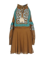 WANDERING   WANDERING Короткое платье Женщинам   Clouty