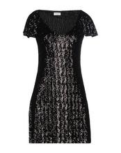 SAINT LAURENT   SAINT LAURENT Короткое платье Женщинам   Clouty
