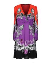 Roberto Cavalli   ROBERTO CAVALLI Платье до колена Женщинам   Clouty