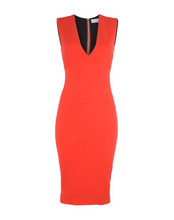 Victoria Beckham | VICTORIA BECKHAM Платье до колена Женщинам | Clouty