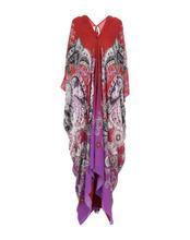 Roberto Cavalli   ROBERTO CAVALLI Платье длиной 3/4 Женщинам   Clouty
