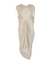 Rick Owens Lilies   RICK OWENS LILIES Платье длиной 3/4 Женщинам   Clouty