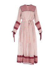 Maison Scotch   MAISON SCOTCH Длинное платье Женщинам   Clouty