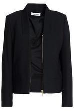 Cefinn | Cefinn Woman Canvas Jacket Black Size 6 | Clouty