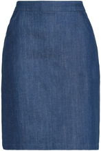 A.P.C. | A.p.c. Woman Denim Skirt Mid Denim Size 42 | Clouty