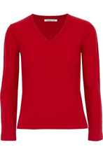 Helmut Lang | Helmut Lang Woman Wool And Cashmere-blend Sweater Red Size S | Clouty