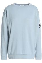 Brunello Cucinelli | Brunello Cucinelli Woman Bead-embellished Cashmere Sweater Sky Blue Size XS | Clouty