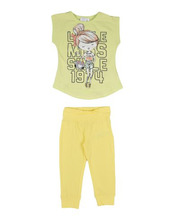 Mash Kiss | MASH KISS Комплекты с брюками Детям | Clouty