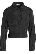 Tomas Maier | Tomas Maier Woman Shell Jacket Black Size 2 | Clouty
