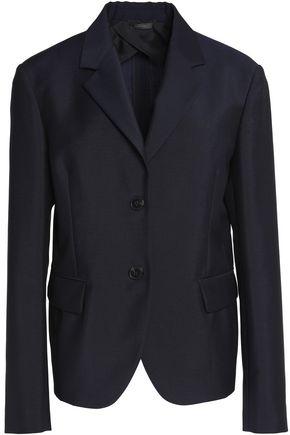 JIL SANDER | Jil Sander Woman Wool Blazer Navy Size 40 | Clouty