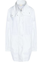 Dkny Woman Shell Jacket White Size XS DKNY Shop Offer Cheap Price Discount Newest vlQOk