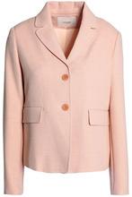 Maje | Maje Woman Crepe Blazer Blush Size 36 | Clouty