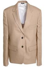 JIL SANDER | Jil Sander Woman Linen Blazer Beige Size 34 | Clouty