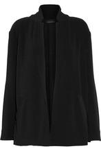 By Malene Birger | By Malene Birger Woman Stretch-knit Blazer Black Size XS | Clouty