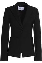 Derek Lam 10 Crosby   Derek Lam 10 Crosby Woman Stretch-cotton Gabardine Blazer Black Size 00   Clouty