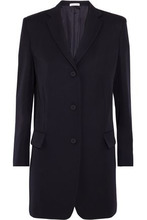 Tomas Maier | Tomas Maier Woman Wool Jacket Midnight Blue Size 4 | Clouty