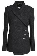 Maison Margiela | Maison Margiela Woman Wool Blazer Dark Gray Size 42 | Clouty