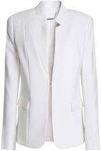 Elie Tahari | Elie Tahari Woman Crepe Blazer White Size 8 | Clouty