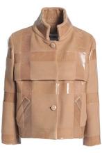 MOSCHINO | Moschino Woman Coated Wool Jacket Sand Size 44 | Clouty
