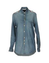 Aglini | AGLINI Джинсовая рубашка Женщинам | Clouty