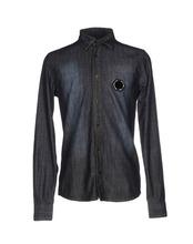 Philipp Plein | PHILIPP PLEIN Джинсовая рубашка Мужчинам | Clouty