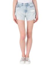 Calvin Klein Jeans   CALVIN KLEIN JEANS Джинсовые шорты Женщинам   Clouty