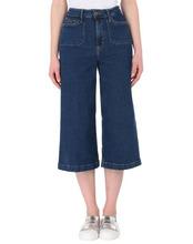 Calvin Klein Jeans   CALVIN KLEIN JEANS Джинсовые брюки-капри Женщинам   Clouty