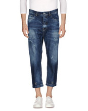 Frankie Morello | FRANKIE MORELLO Джинсовые брюки-капри Мужчинам | Clouty