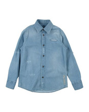 Fred Mello | FRED MELLO Джинсовая рубашка Детям | Clouty