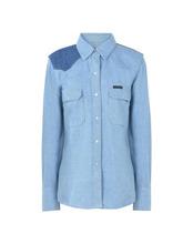 Calvin Klein Jeans   CALVIN KLEIN JEANS Джинсовая рубашка Женщинам   Clouty