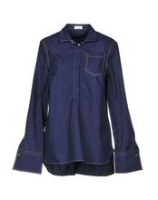 Brunello Cucinelli   BRUNELLO CUCINELLI Джинсовая рубашка Женщинам   Clouty