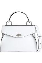 Proenza Schouler | Proenza Schouler Woman Leather Tote White Size - | Clouty