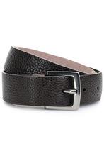 Brunello Cucinelli | Brunello Cucinelli Woman Leather Belt Dark Brown Size M | Clouty