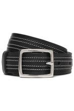 RAG & BONE | Rag & Bone Woman Leather Belt Black Size S | Clouty