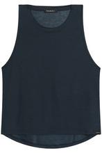 Koral | Koral Woman Tencel-jersey Tank Storm Blue Size L | Clouty
