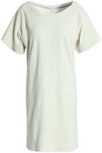 James Perse | James Perse Woman Cotton Stretch-jersey Midi Dress Cream Size 0 | Clouty