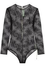 Off-White | Off-white™ Woman Lace Bodysuit Black Size 42 | Clouty