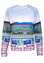 MARY KATRANZOU | Толстовка MARY KATRANTZOU | Clouty