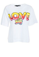 Love Moschino | Футболка MOSCHINO Love | Clouty