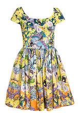MARY KATRANZOU   Платье MARY KATRANTZOU   Clouty