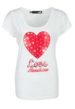 Love Moschino | Футболка MOSCHINO Love | Clouty