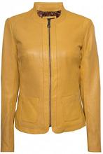 Finn Flare | Кожаная куртка женская | Clouty