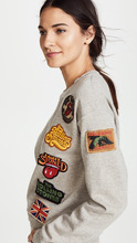 Madeworn Rock   MADEWORN ROCK Rolling Stones 1978 Sweatshirt   Clouty